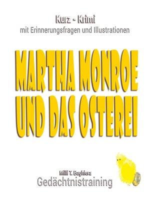 cover image of Martha Monroe und das Osterei