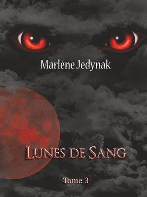 cover image of Lunes de Sang