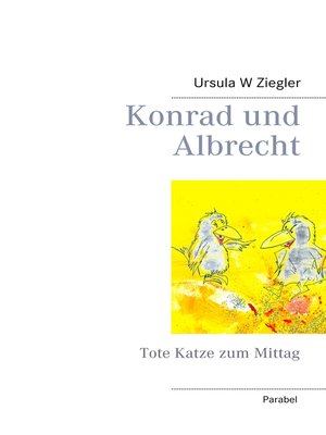 cover image of Konrad und Albrecht