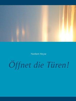 cover image of Öffnet die Türen!