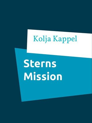 cover image of Sterns Mission