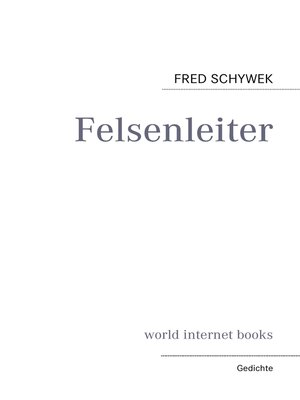 cover image of Felsenleiter