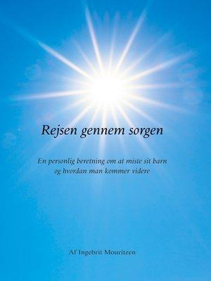 cover image of Rejsen gennem sorgen