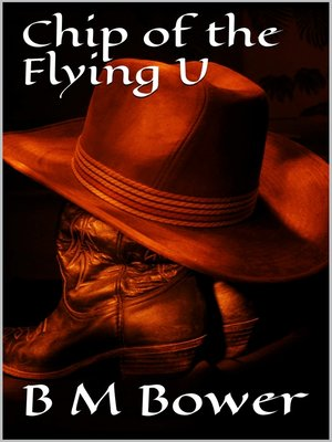 cover image of Chip of the Flying U