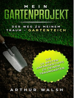 cover image of Mein Gartenprojekt