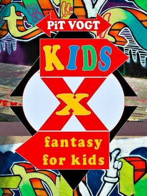 cover image of Kids X
