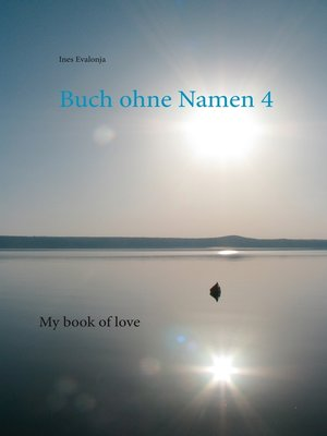 cover image of Buch ohne Namen 4
