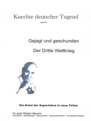 cover image of Knechte deutscher Tugend Band III