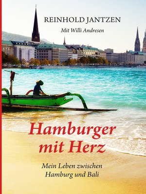 cover image of Hamburger mit Herz