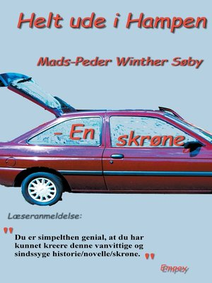 cover image of - En skrøne