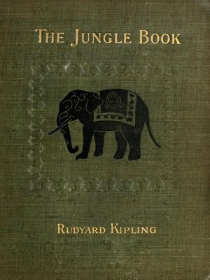 cover image of The Jungle Book