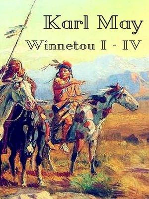 cover image of Winnetou I-IV