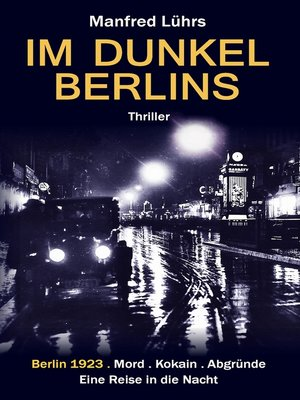 cover image of Im Dunkel Berlins