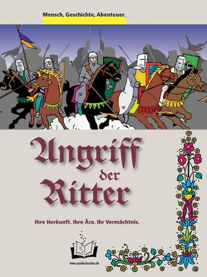 cover image of Angriff der Ritter
