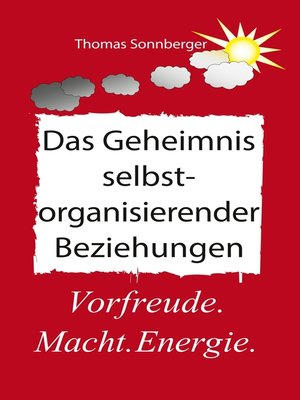 cover image of Selbstorganisierende Beziehungen