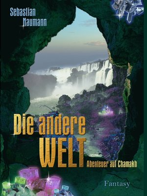 cover image of DIE ANDERE WELT