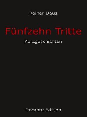 cover image of Fünfzehn Tritte