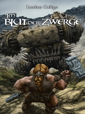 cover image of Im Blut der Zwerge