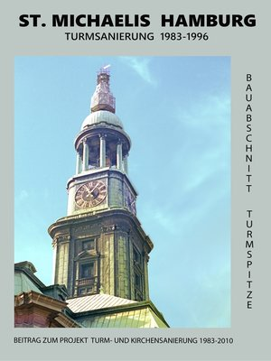 cover image of St. Michaelis Hamburg Turmsanierung 1983-1996