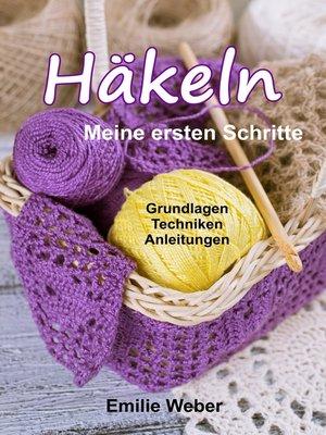 cover image of Häkeln--meine ersten Schritte