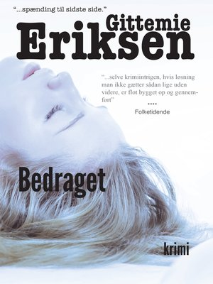 cover image of Bedraget