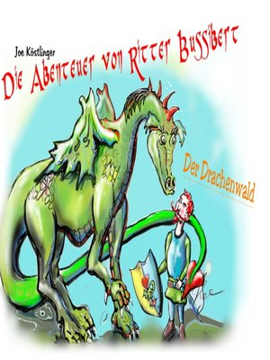 cover image of Der Drachenwald