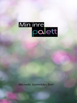 cover image of Min inre palett