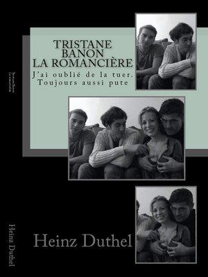 cover image of Tristane Banon et Dominique Strauss-Kahn, la romancière!