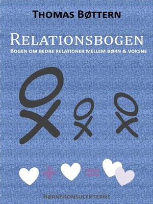 cover image of Relationsbogen