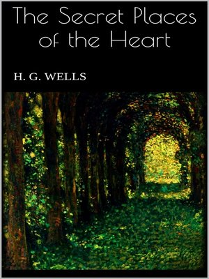 cover image of The Secret Places of the Heart