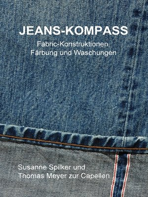 cover image of Jeans-Kompass