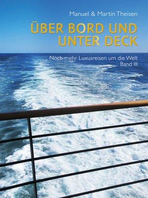 cover image of Über Bord und unter Deck