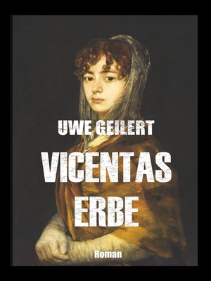 cover image of Vicentas Erbe