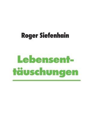 cover image of Lebensenttäuschungen