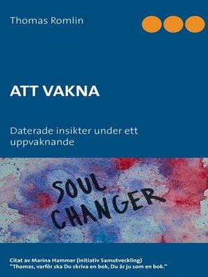 cover image of Att vakna