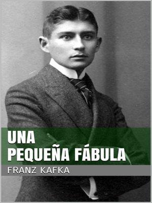 cover image of Una pequeña fábula