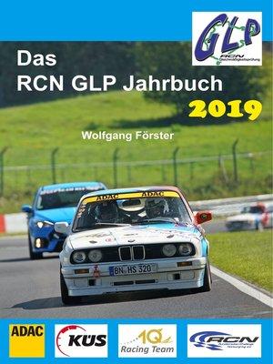 cover image of Das RCN GLP Jahrbuch 2019