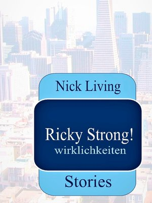 cover image of Ricky Strong!