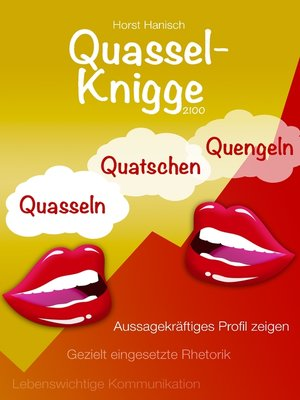 cover image of Quassel-Knigge 2100