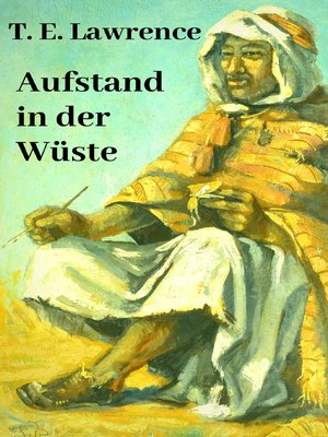 cover image of Aufstand in der Wüste