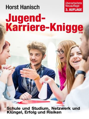 cover image of Jugend-Karriere-Knigge 2100