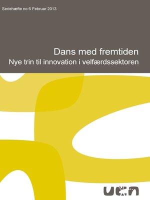 cover image of Dans med fremtiden