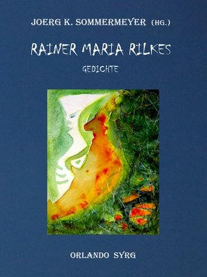 cover image of Rainer Maria Rilkes Gedichte