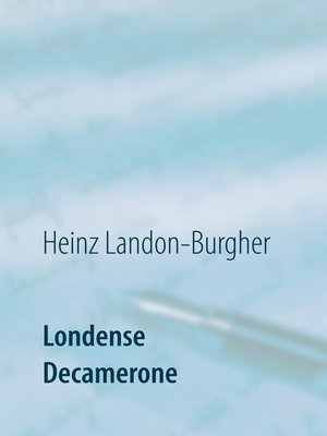 cover image of Londense Decamerone