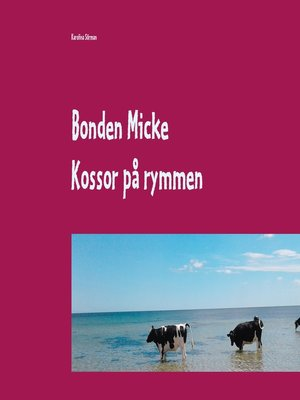 cover image of Bonden Micke