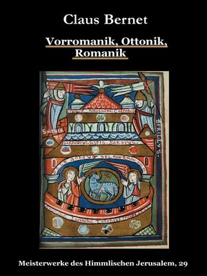 cover image of Vorromanik, Ottonik, Romanik