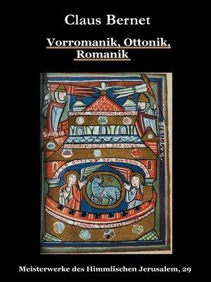 cover image of Vorromanik, Ottonik, Romanik