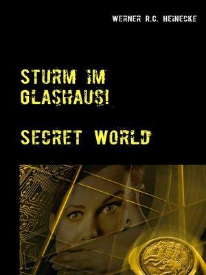 cover image of Sturm im Glashaus