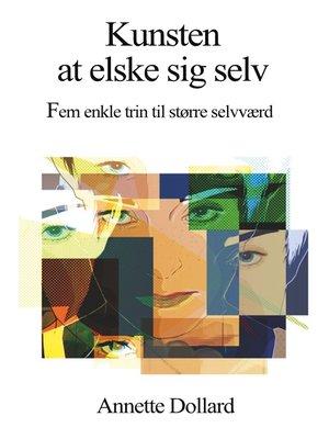 cover image of Kunsten at elske sig selv