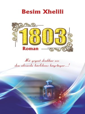 cover image of 1803